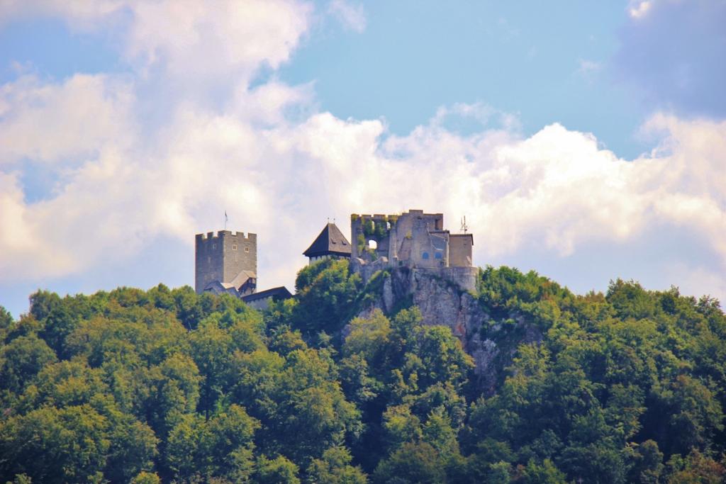 On the hilltop, Celje Castle, Celje, Slovenia