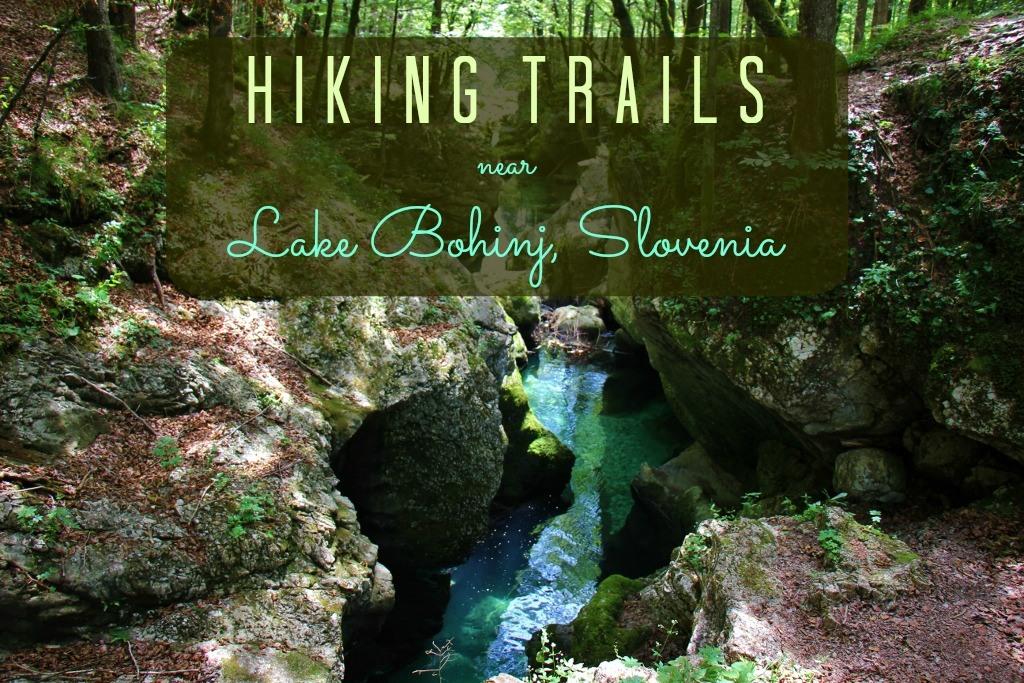 Hiking Trails Near Lake Bohinj, Slovenia by JetSetting Fools