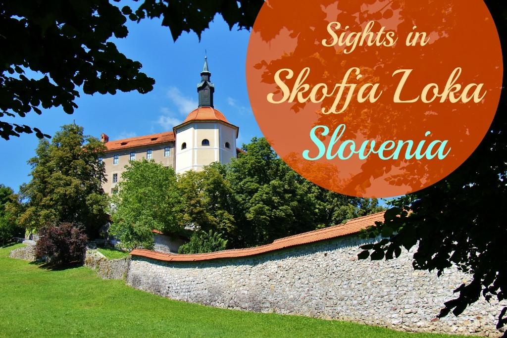 Sights in Skofja Loka, Slovenia Cover JetSettingFools.com