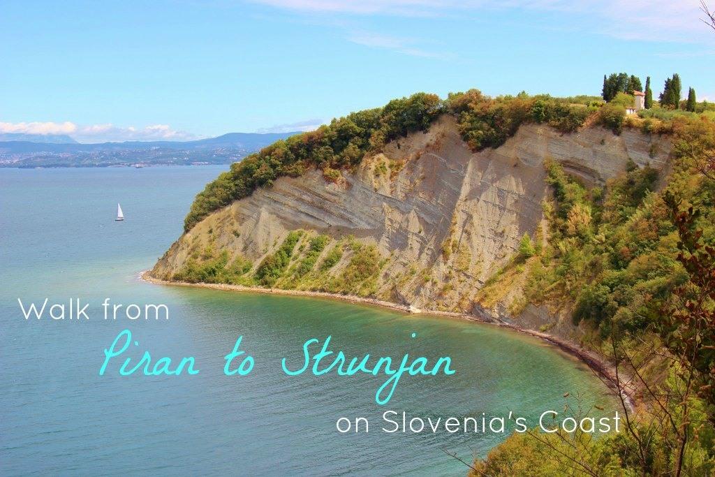 Walk from Piran to Strunjan on Slovenia's Coast