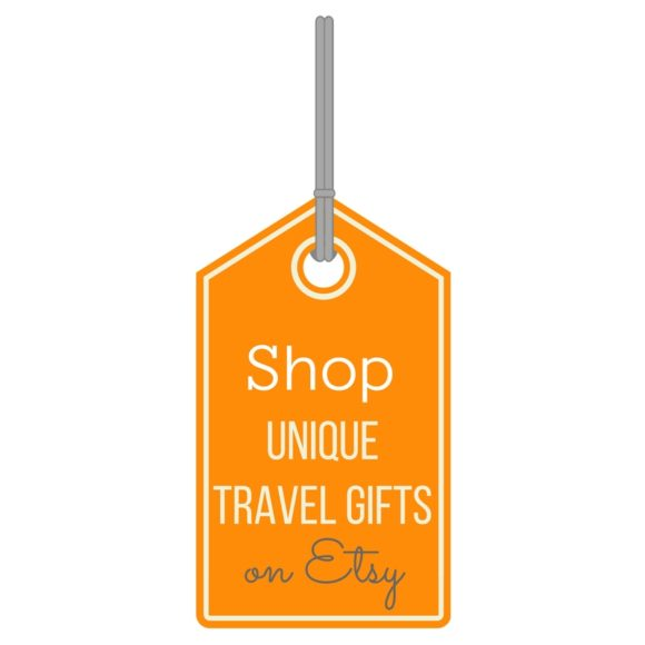 Shop Unique Travel Gifts on Etsy