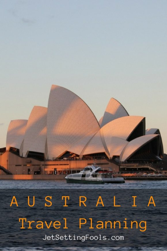 Travel Guides Australia Travel Planning JetSettingFools.com