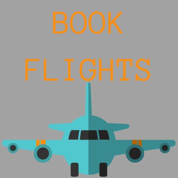 Book Flights JetsettingFools.com
