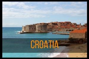 Croatia Travel Guides by JetSettingFools.com