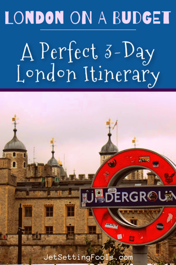 How To See London on a Budget by JetSettingFools.com