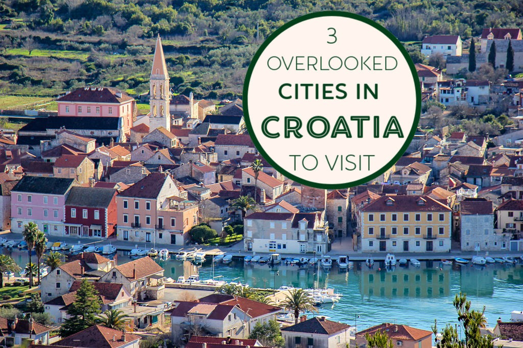 Overlooked Cities in Croatia To Visit by JetSettingFools.com