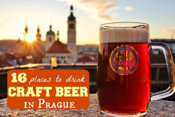 16 Places to Drink Craft Beer in Prague, Czech Republic