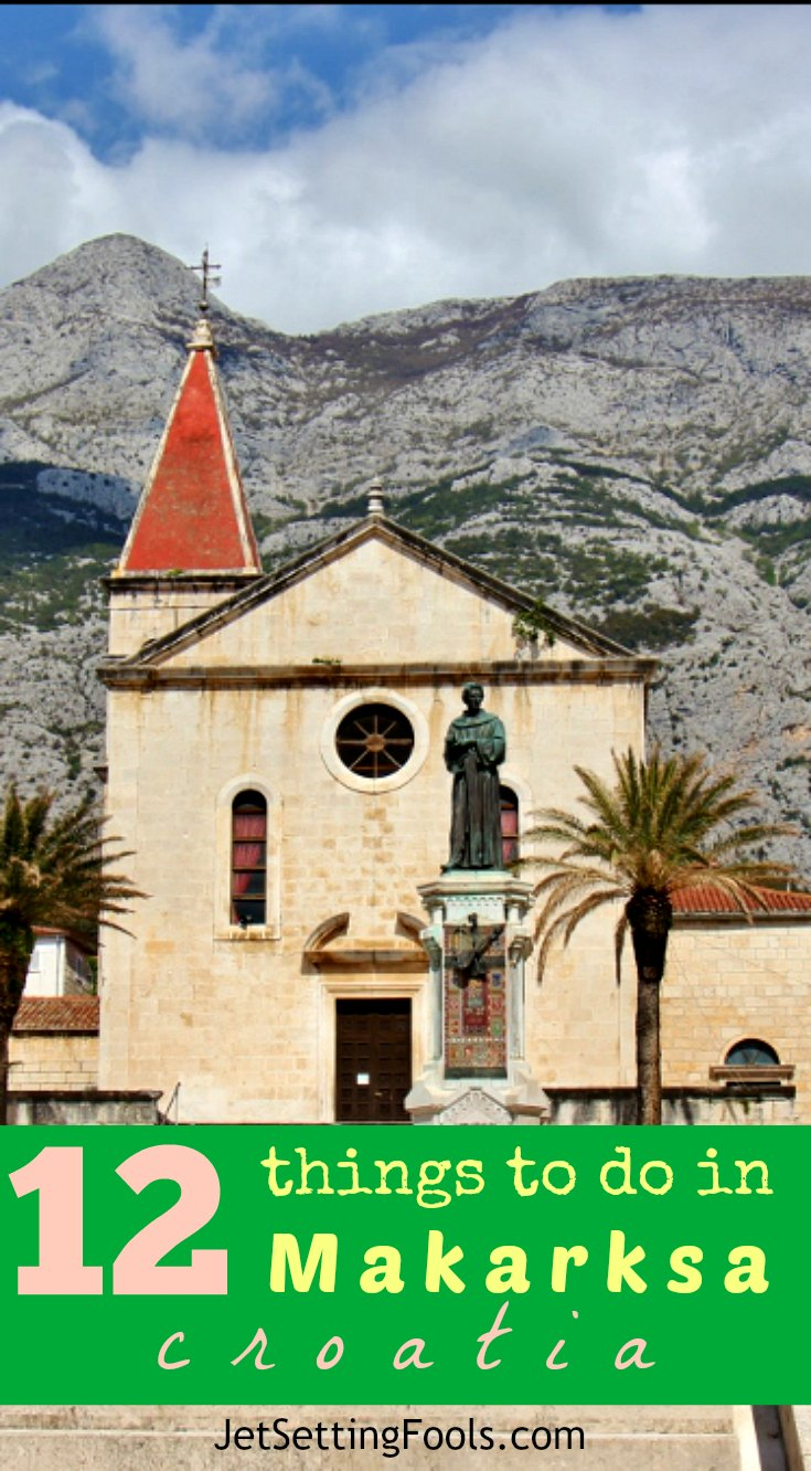 12 Things to do in Makarska, Croatia JetSettingFools.com