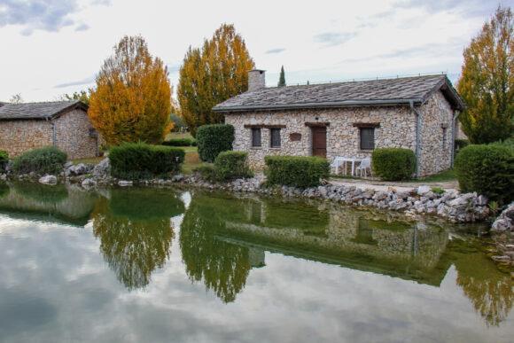 Herceg Ethno Village near Mostar, Bosnia and Herzegovina