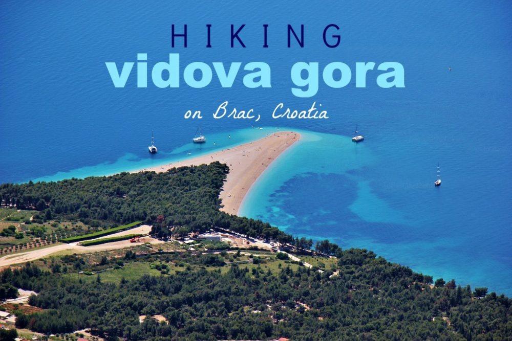 Hiking Vidova Gora on Brac, Croatia JetSettingFools.com