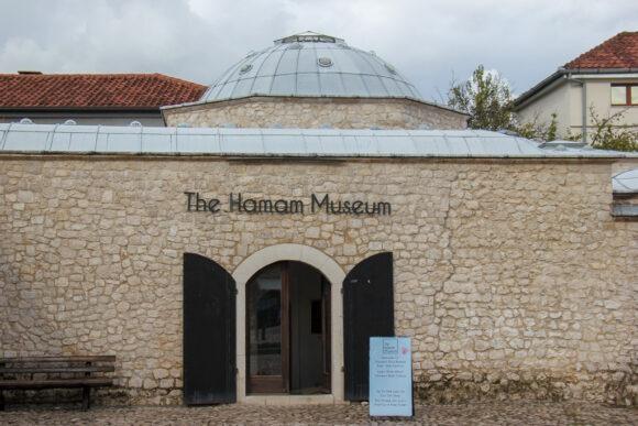 Old Turkish Bath Haman Museum in Mostar, Bosnia and Herzegovina