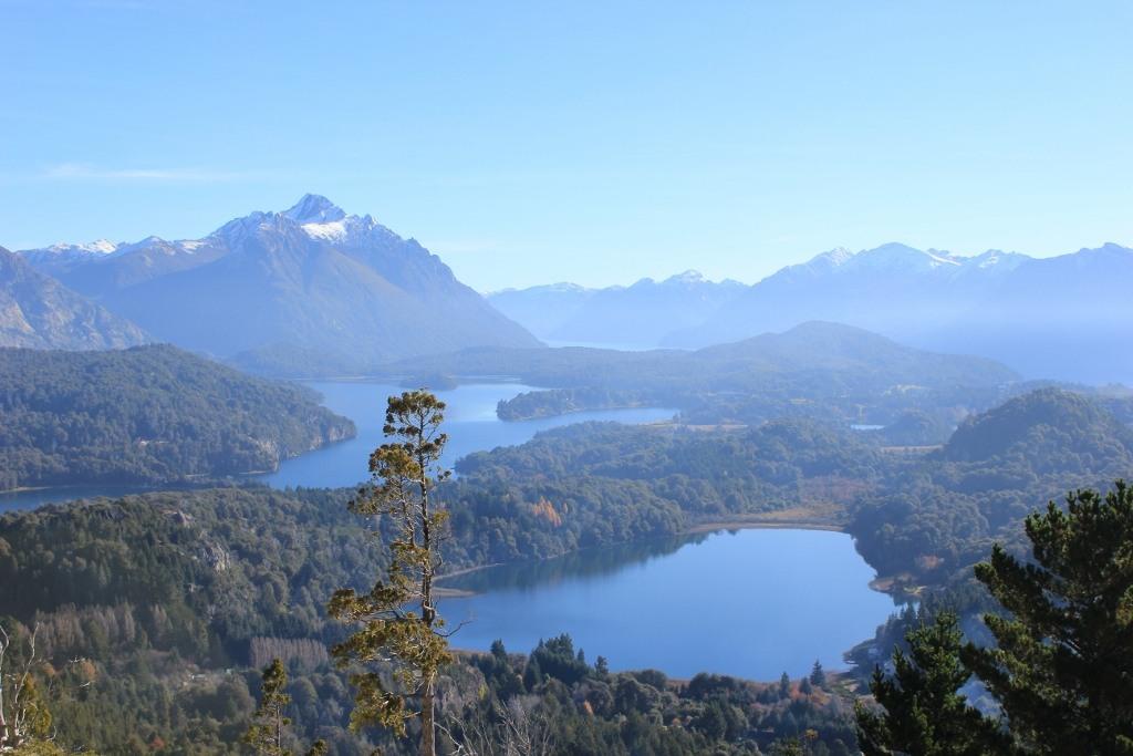 Cerro Campanario viewpoint in Bariloche, Argentina, JetSettingFools.com