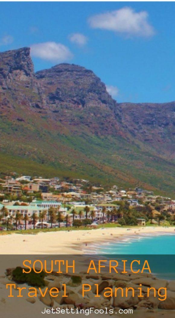 South Africa Travel Planning JetSettingFools.com