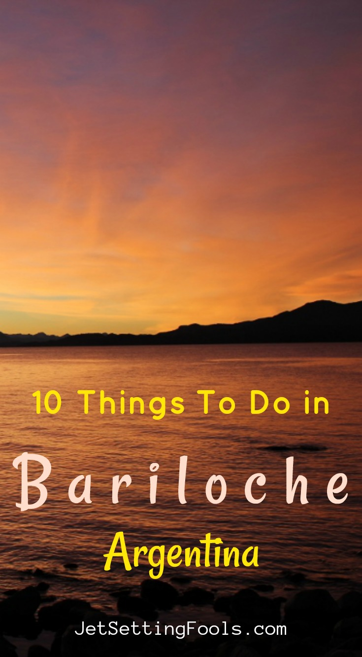 Things to do in Bariloche, Argentina by JetSettingFools.com