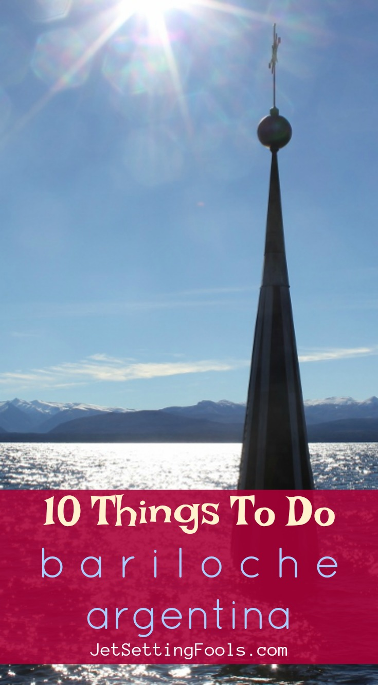 Things to do in Bariloche by JetSettingFools.com
