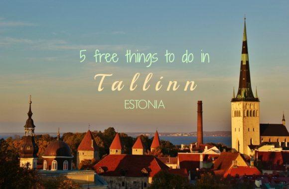 5 free things to do in Tallinn, Estonia by JetSettingFools.com