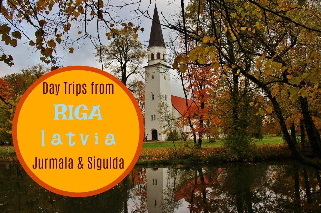 Day Trips from Riga, Latvia Jurmala and Sigulda by JetSettingFools.com