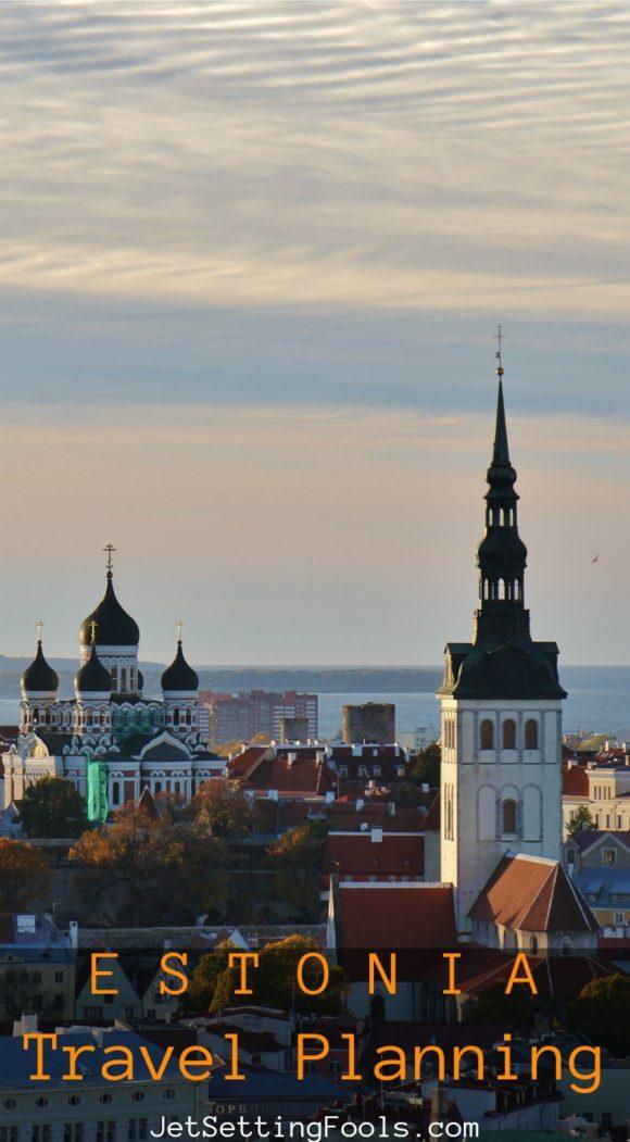 Estonia Travel Planning by JetSettingFools.com