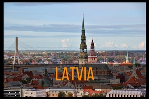 Latvia Country Guides by JetSettingFools.com