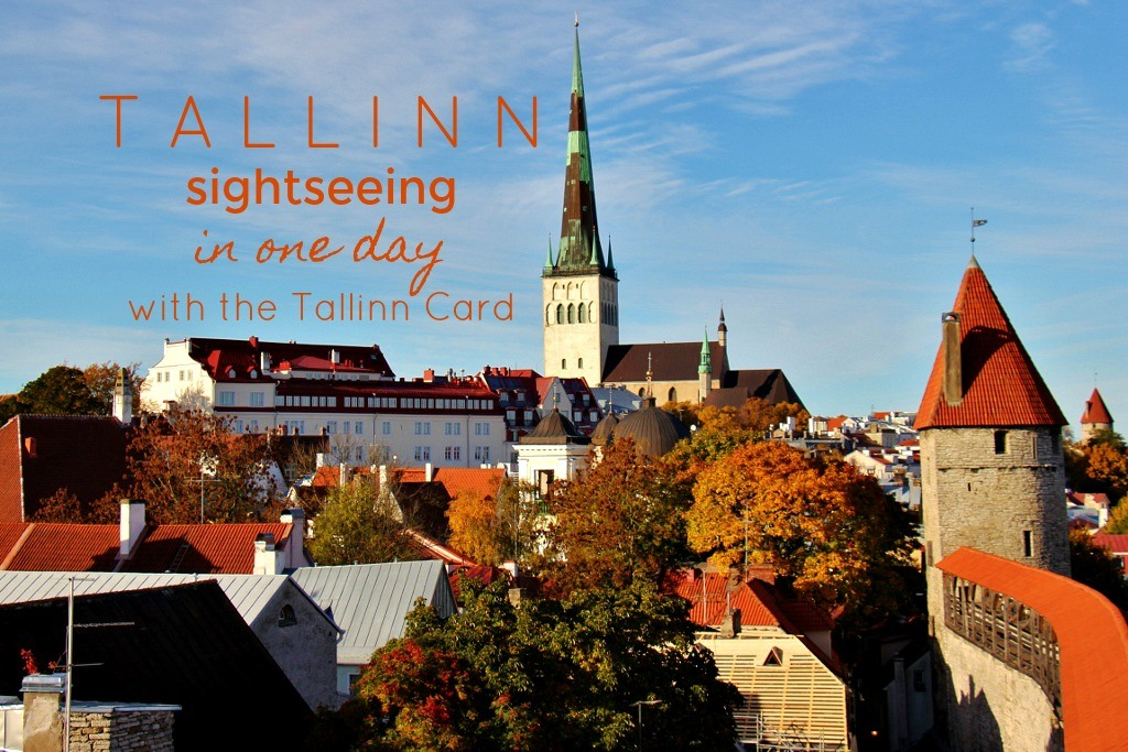 Tallinn Sightseeing in One Day with the Tallinn Card by JetSettingFools.com