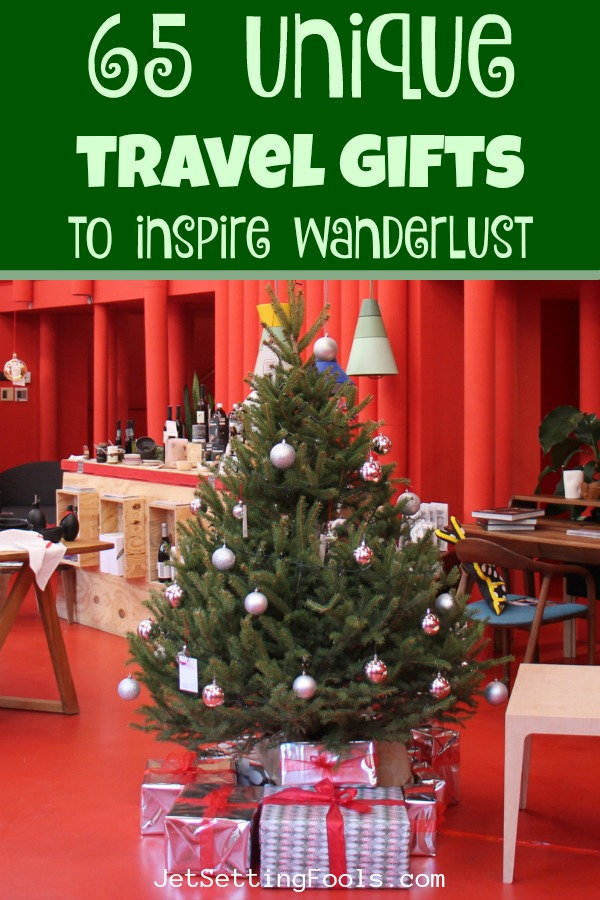 Unique Travel Gifts to Inspire Wanderlust by JetSettingFools.com