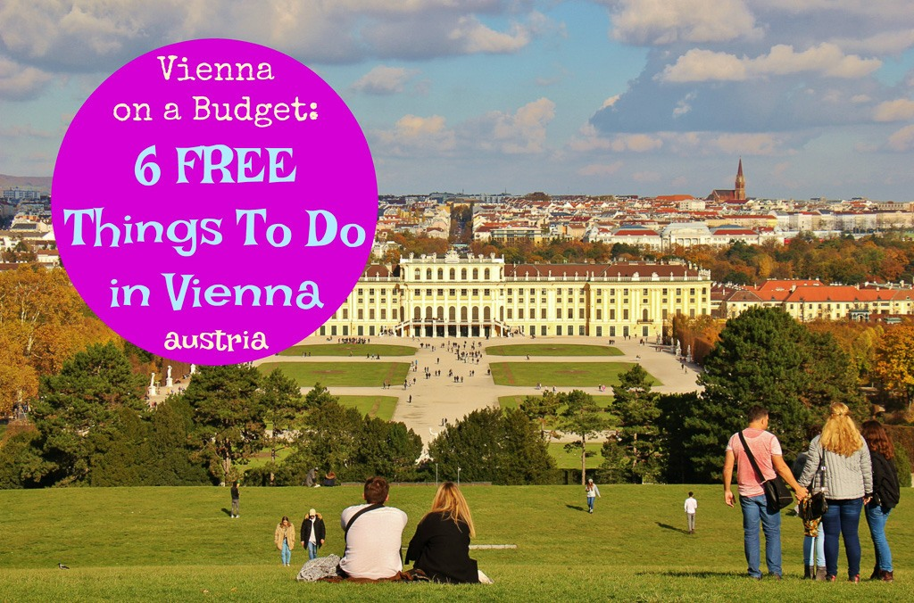 Vienna on a Budget: 6 Free Things to do in Vienna, Austria by JetSettingFools.com