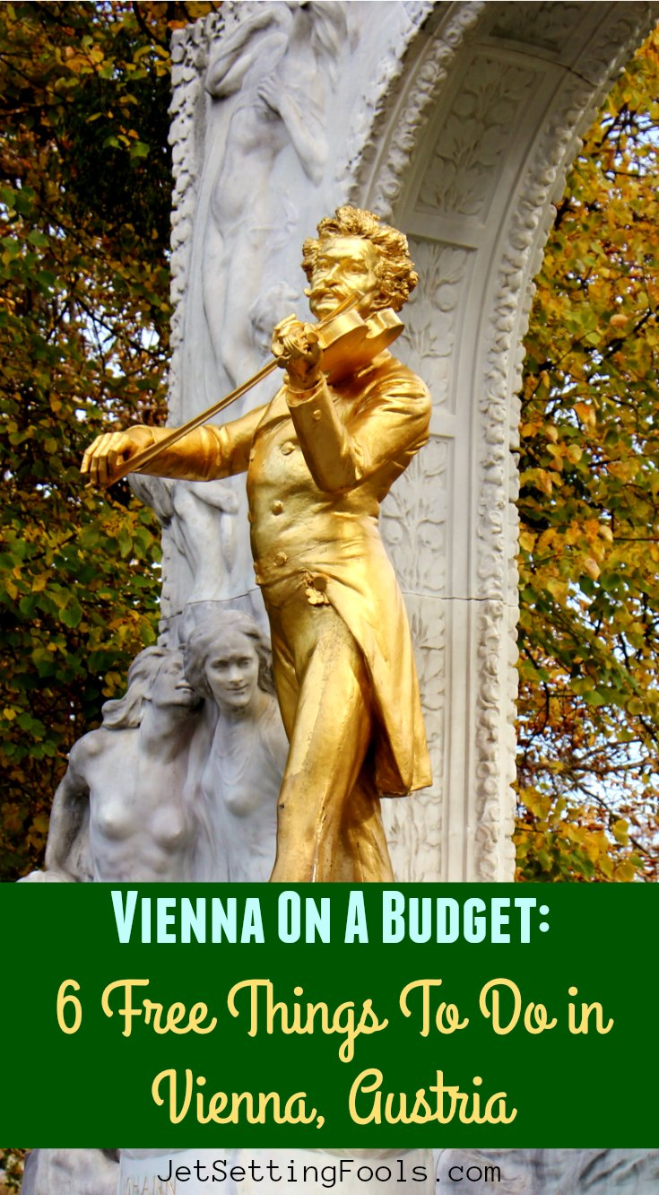 Vienna on a budget Free things to do in Vienna by JetSettingFools.com