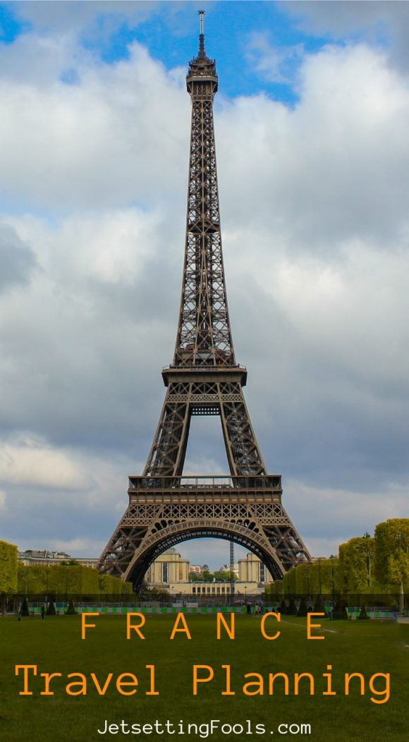 France Travel Planning by JetSettingFools.com