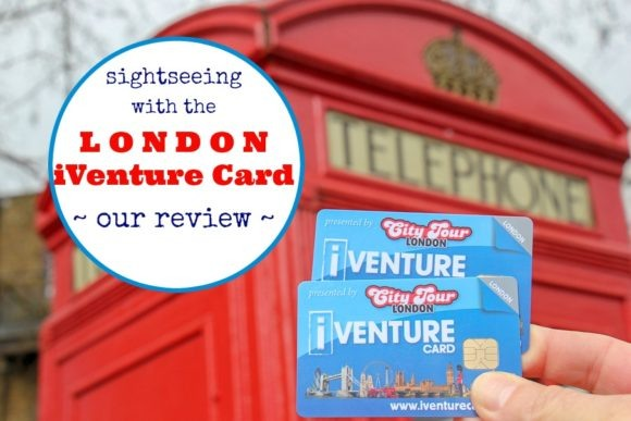 London iVenture Card Our Review by JetSettingFools.com