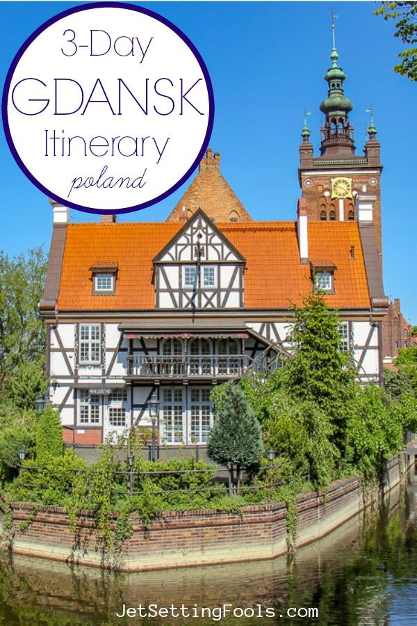 3 Day Gdansk Itinerary by JetSettingFools.com