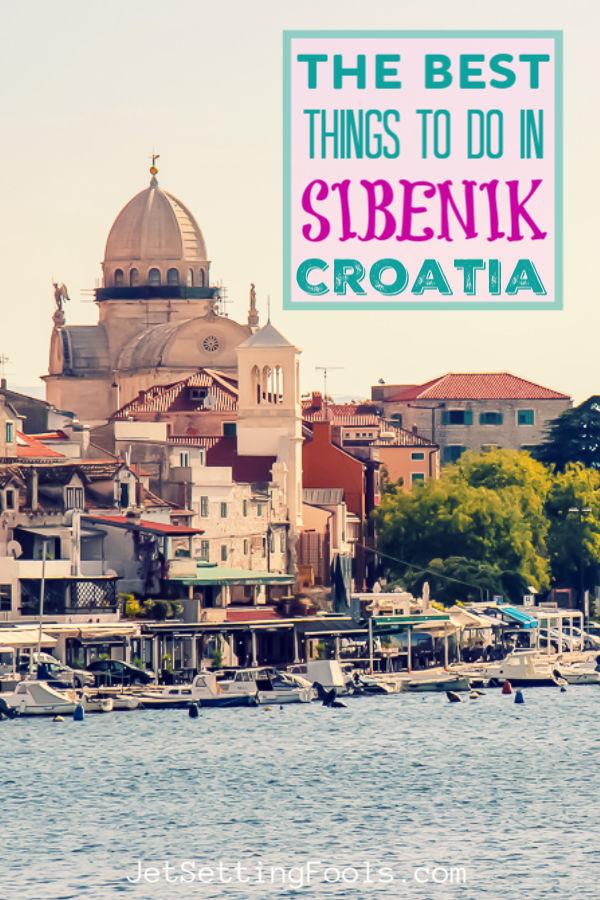 Best Things To Do in Sibenik, Croatia by JetSettingFools.com