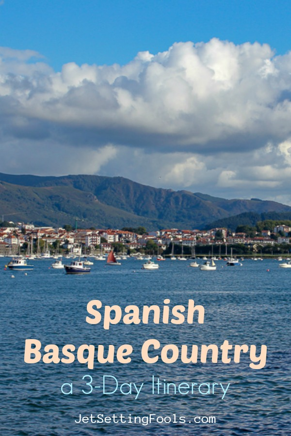 Spanish Basque Country Itinerary 3 days by JetSettingFools.com