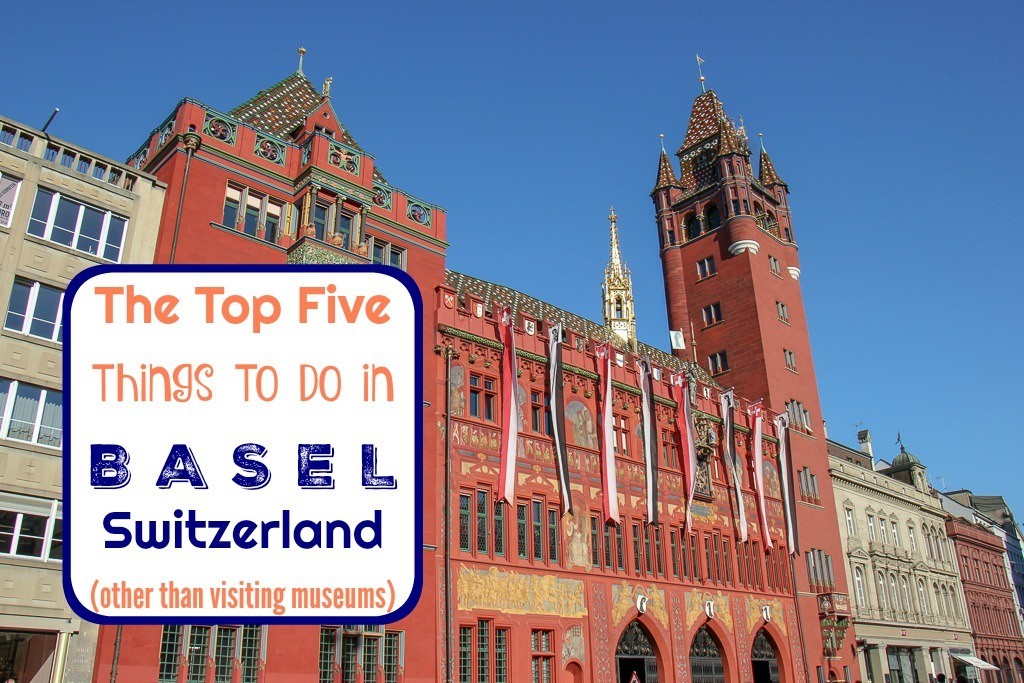 The top 5 things to do in Basel, Switzerland Other Than Visiting Museums by JetSettingFools.com