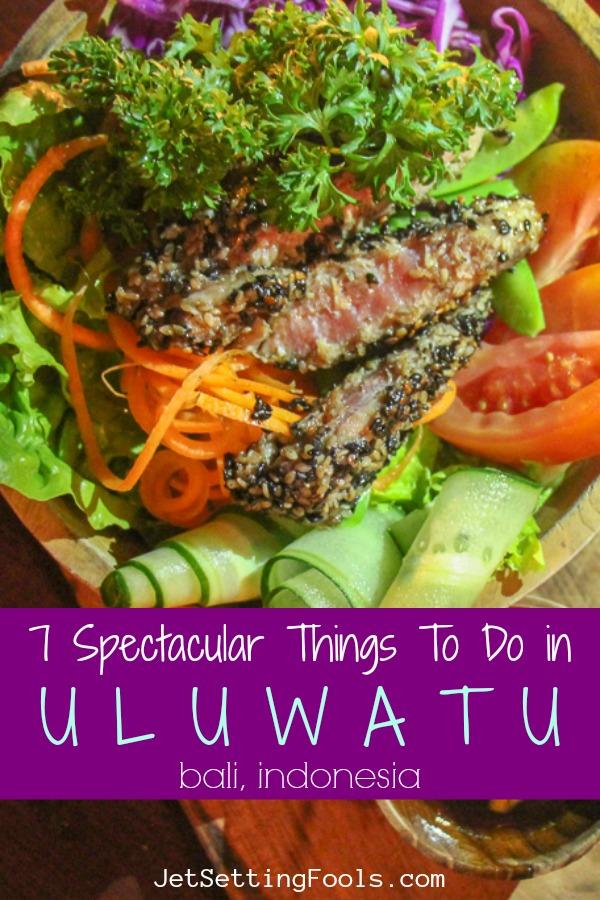 7 Things To Do in Uluwatu, Bali, Indonesia by JetSettingFools.com