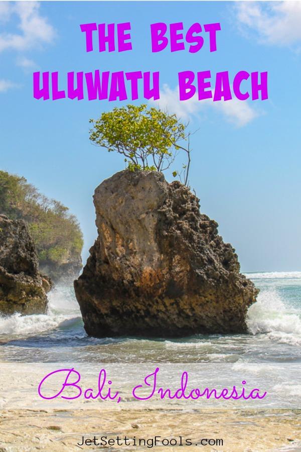 Best Uluwatu Beach Bali Indonesia by JetSettingFools.com
