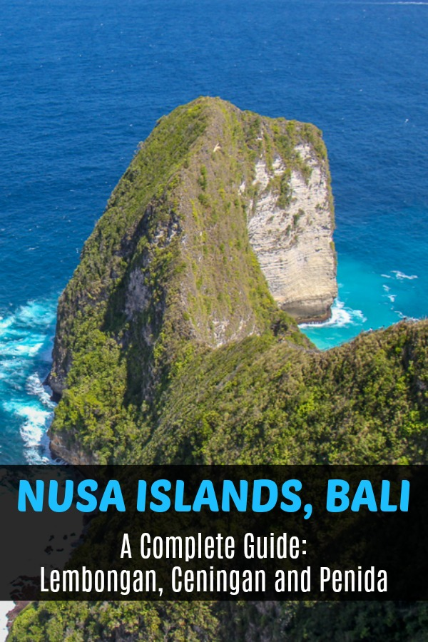 Nusa Islands Bali A Complete Guide by JetSettingFools.com