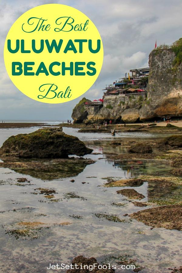 The Absolute Best Uluwatu Beach, Bali, Indonesia by JetSettingFools.com