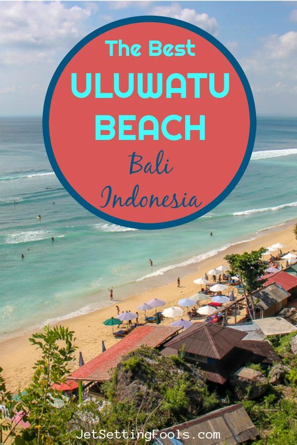 The Best Uluwatu Beach, Bali, Indonesia by JetSettingFools.com