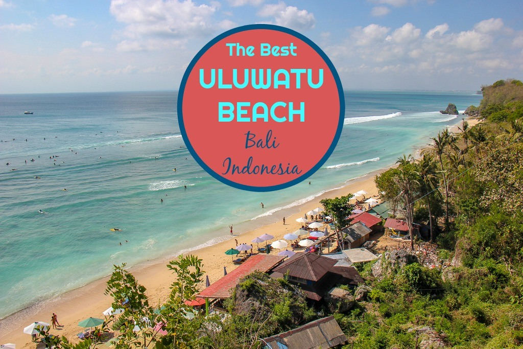 The Best Uluwatu Beach for your Bali Trip, Indonesia by JetSettingFools.com