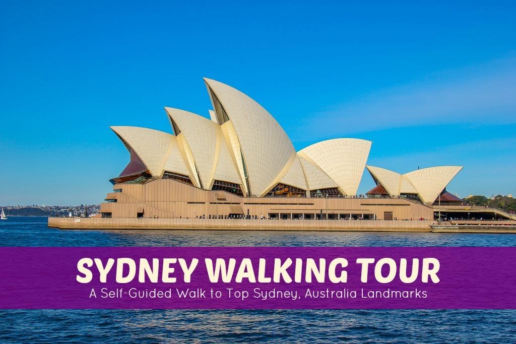 Sydney Walking Tour to Top Sydney Landmarks by JetSettingFools.com
