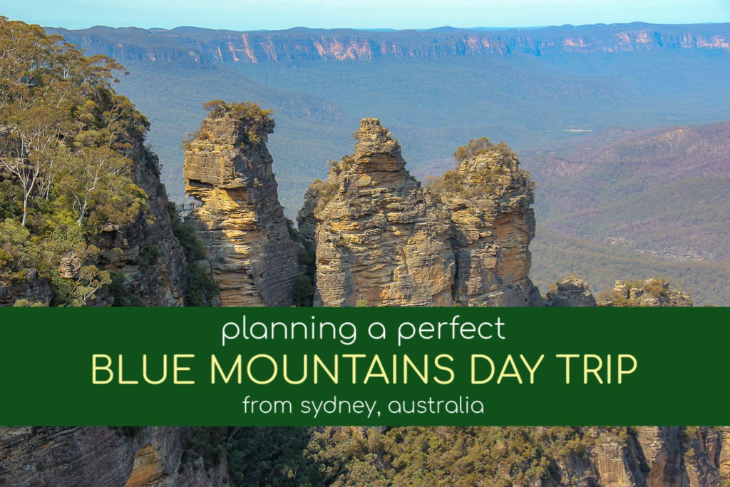 Planning a Perfect Blue Mountains Day Trip from Sydney, Australia by JetSettingFools.com