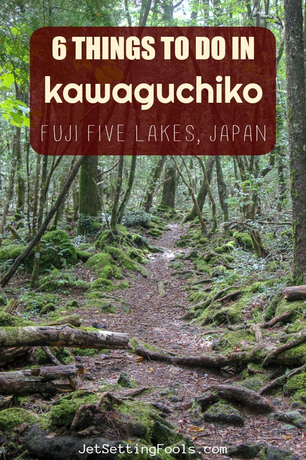 Kawaguchiko Things To Do by JetSettingFools.com