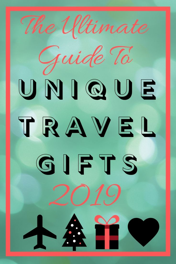 The Ultimate 2019 Gift Guide UNIQUE TRAVEL GIFTS by JetSettingFools.com
