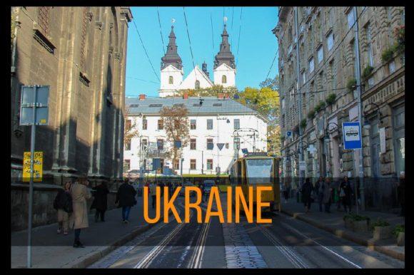 Ukriane Travel Guides by JetSettingFools.com