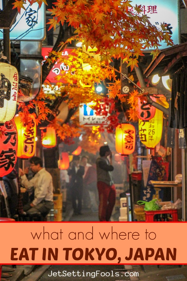 What and Where to Eat in Tokyo, Japan by JetSettingFools.com