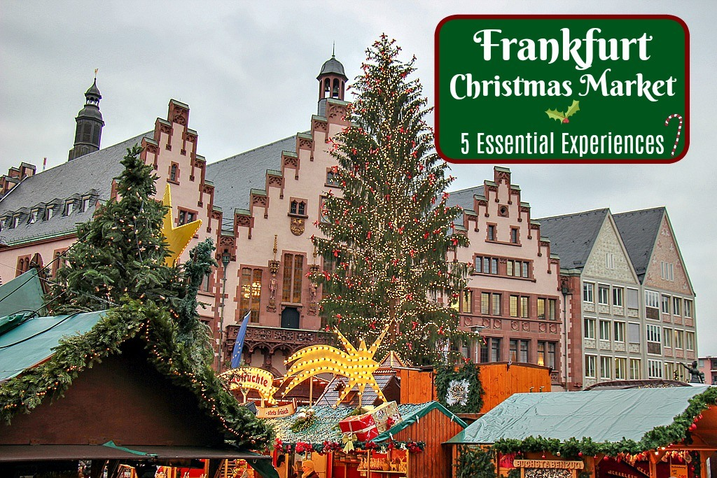 Frankfurt Christmas Market 5 Essential Experiences by JetSettingFools.com