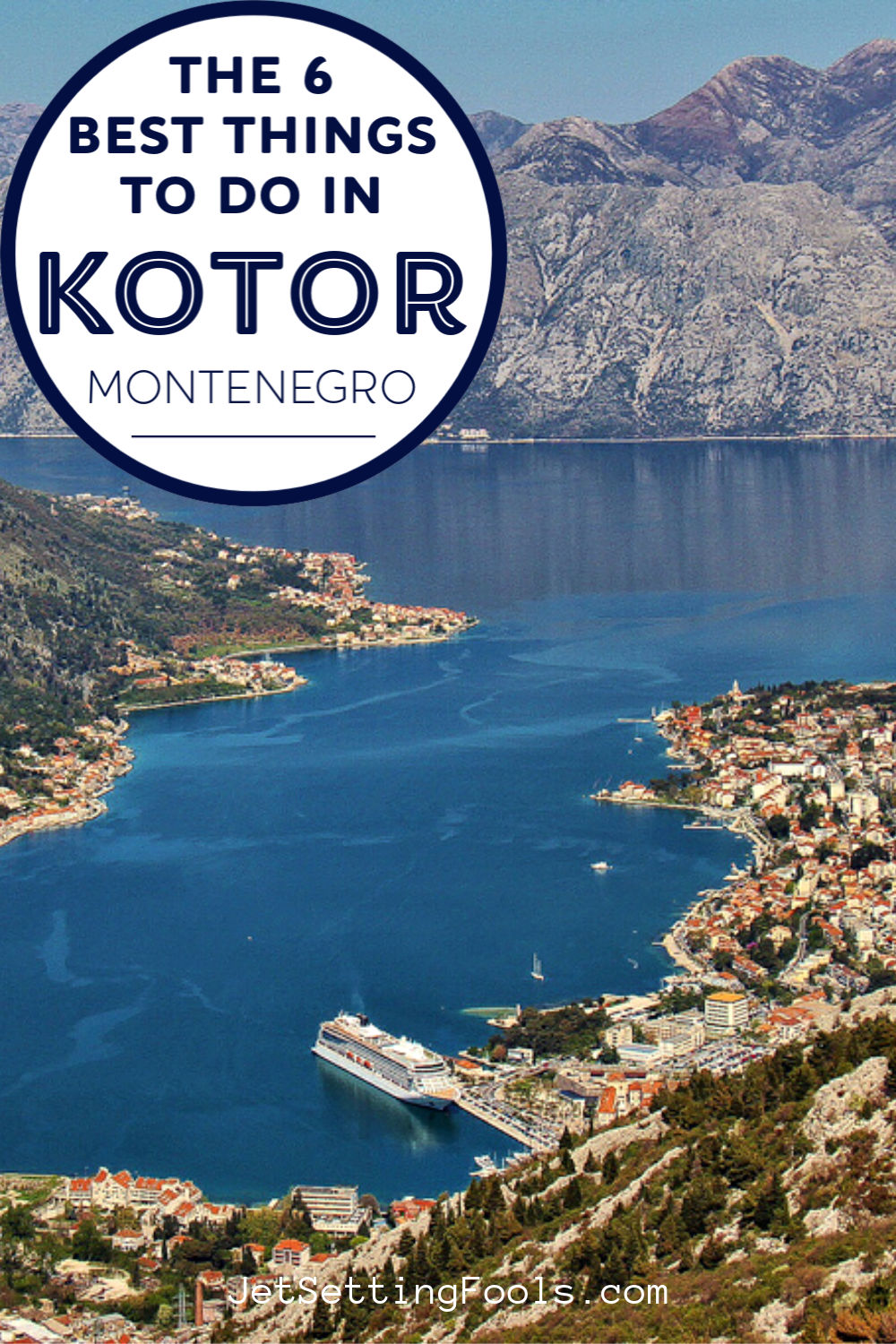 6 Things to Do in Kotor by JetSettingFools.com