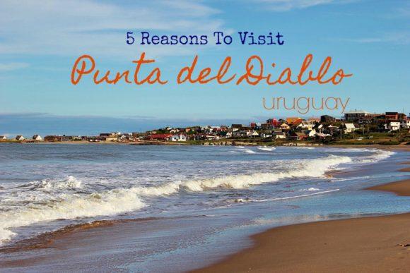 5 Reasons to Visit Punta del Diablo Uruguay by JetsettingFools.com