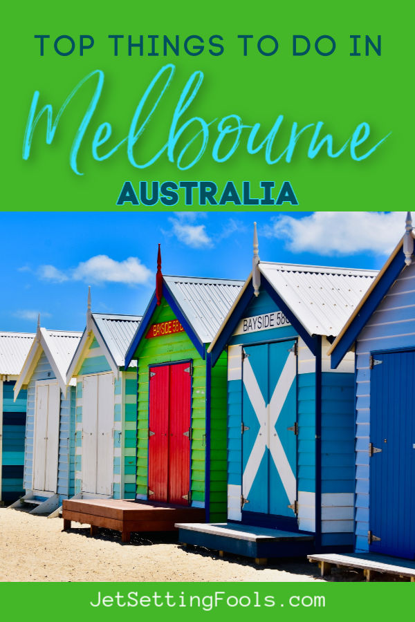 Top Things To Do in Melbourne, Australia by JetSettingFools.com