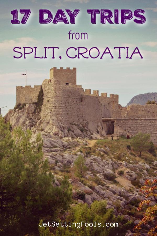 17 Best Day Trips from Split, Croatia by JetSettingFools.com